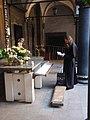 Monk at Church - panoramio.jpg