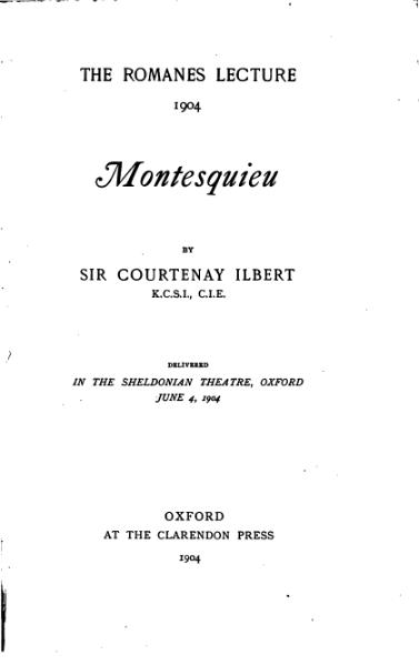 File:Montesquieu.djvu