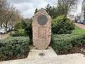 Monument Charles Gaulle - Fontenay-aux-Roses (FR92) - 2021-01-03 - 1.jpg