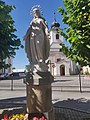 Monument of Mary in Istebna.jpg