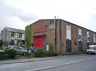 Moorhouses Brewery brewery based in Burnley, Lancashire, UK
