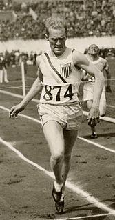 Morgan Taylor athletics competitor