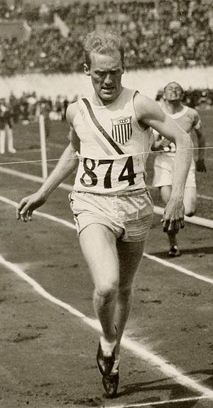Morgan Taylor - Morgan Taylor at the 1928 Olympics
