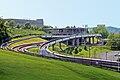 Morgantown Personal Rapid Transit - West Virginia University - Evansdale.jpg