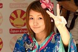 Morning Musume 20100703 Japan Expo 06.jpg