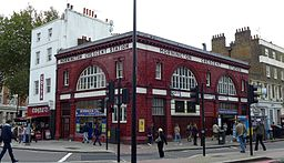 Mornington Crescent Station - London