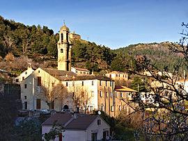 Convento en Morosaglia