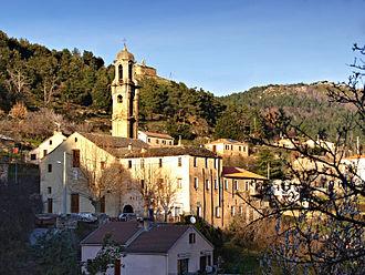 Morosaglia - Convento in Morosaglia