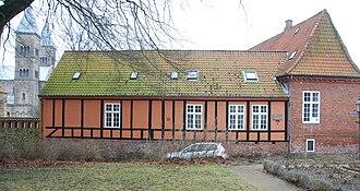 Johan Otto von Spreckelsen - Spreckelsen's childhood home in Viborg
