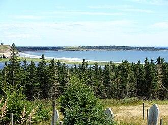 Kingsburg, Nova Scotia - Image: Moshers Look Over