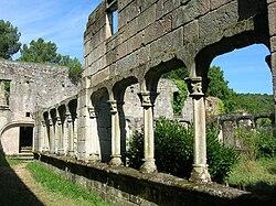 Mosteiro do Bon Xesús de Trandeiras - Xinzo de Limia - Ourense.jpg