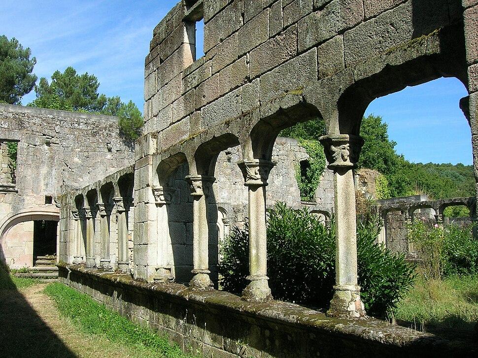 Mosteiro do Bon Xesús de Trandeiras - Xinzo de Limia - Ourense