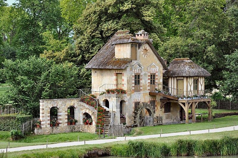Fichier:Moulin au Hameau de la Reine (2).jpg