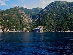 Mount Athos by cod gabriel 24.jpg