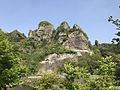Mount Kyoshuho from Rest House Domon 3.jpg