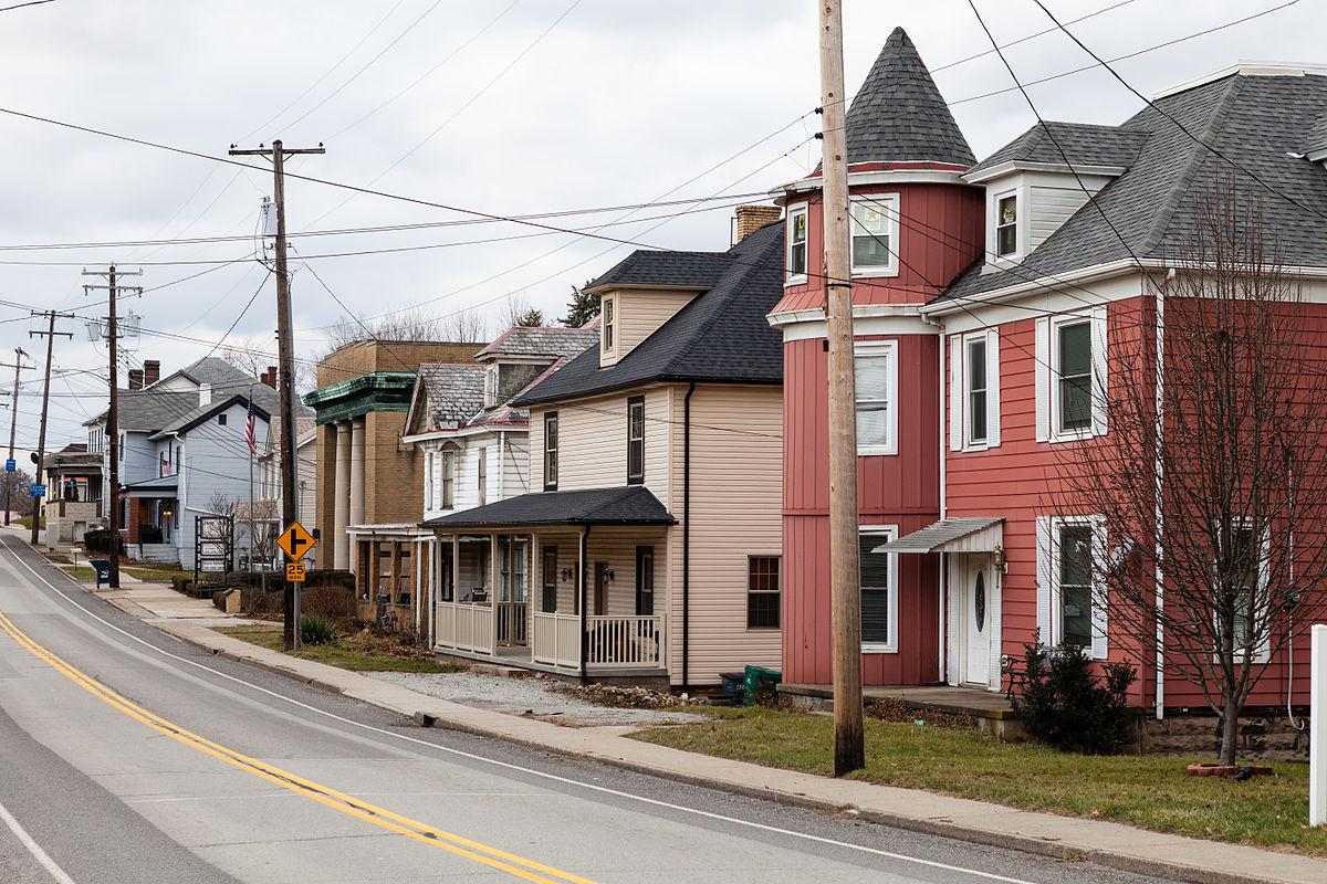 Mount Pleasant Township Washington County Pennsylvania