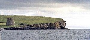 Prehistoric Shetland - Broch of Mousa