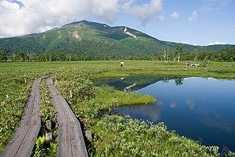 Katashina, Gunma - Oze wetlands, Katashina