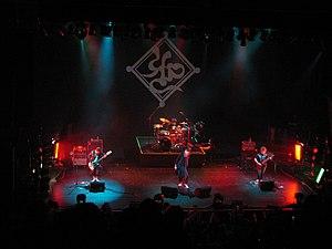 Mucc - Mucc performing in Los Angeles in 2007