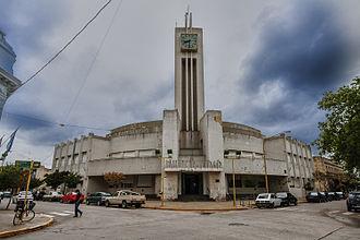 Francisco Salamone - Image: Municipalidad Gonzalez Chávez