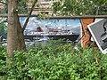 Mural, Kelvingrove Park. 10 - Ferry - geograph.org.uk - 1517026.jpg