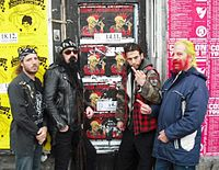 Murder Junkies in Germany, 2008.jpg
