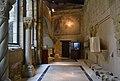 Museu Diocesà d'Osca, claustre romànic.JPG
