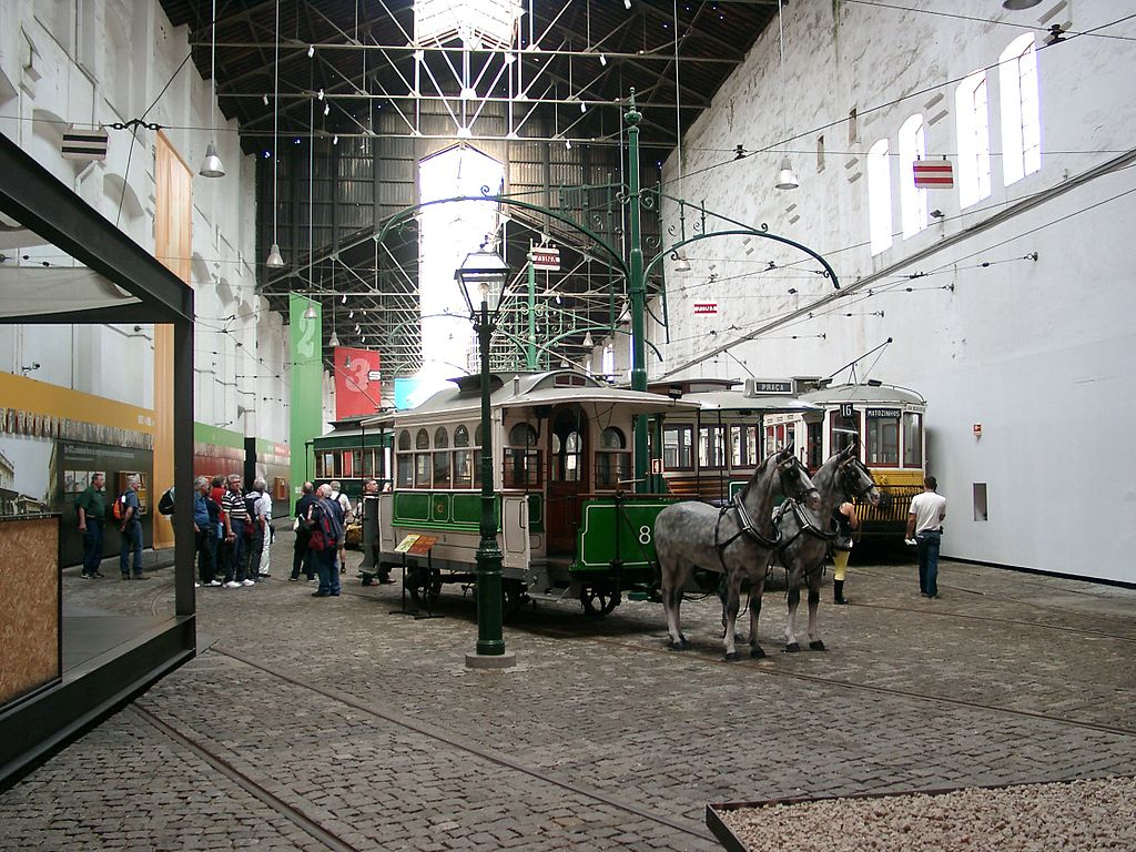 Museu do Carro Electrico