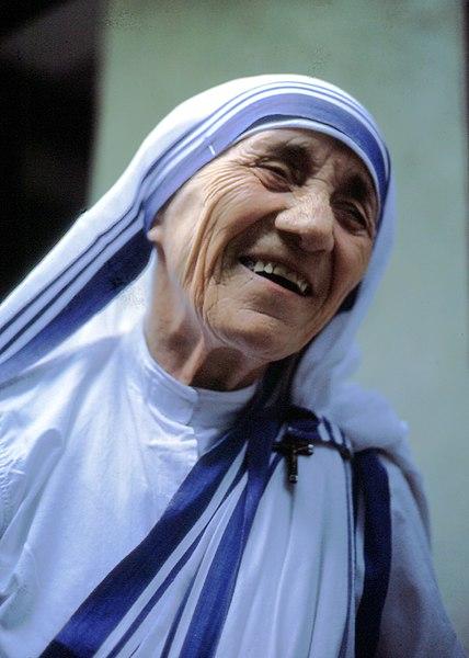 File:Mutter Teresa von Kalkutta.jpg