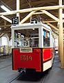 Muzeum MHD, tramvaj 1314 (01).jpg
