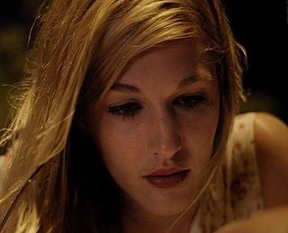 Mylène Mackay Canadian actress (born 1987)