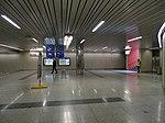 Nádraží Veleslavín, podchod stanice metra.jpg