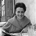 Női portré, 1965. Fortepan 59830.jpg