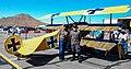 N279SB 2013 Narkunas Dana A Fokker Triplane Dr1 s n 2079 (48910629706).jpg