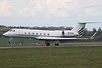 N534QS - GLF5 - Kyrgyz International Airlines