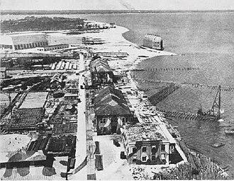 Naval Air Station Pensacola - NAS Pensacola in 1918