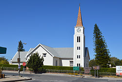 Dutch Reformed Church in Vanrhynsdorp