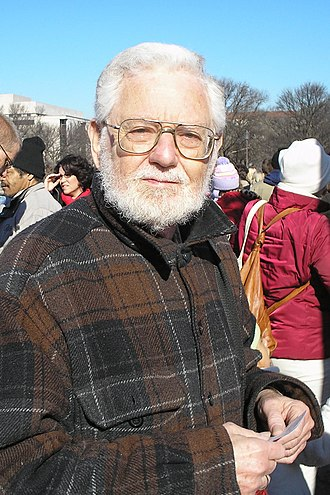William Blum - Blum in 2007