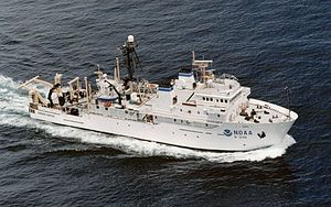 Gordon Gunter - NOAAS ''Gordon Gunter'' (R 336)