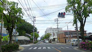 Kurayoshi, Tottori City in Chūgoku, Japan