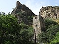 Nariqala Fortress - Viewed from Botanical Gardens - Old Town - Tbilisi - Georgia - 01 (18059192773) (2).jpg
