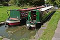 Narrow Boats at Welford Canal Northants - Flickr - mick - Lumix(1).jpg