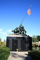 National Iwo Jima Memorial, 2009-09-15
