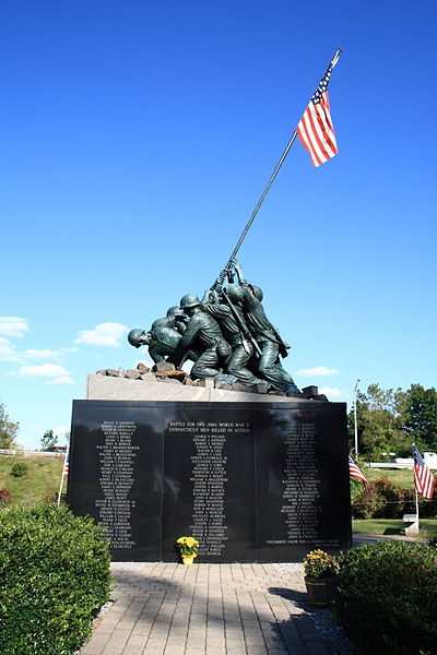 File:National Iwo Jima Memorial, 2009-09-15.jpg