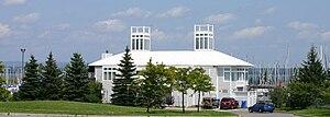 Nepean Sailing Club - Nepean Sailing Club Clubhouse, Ottawa, Ontario