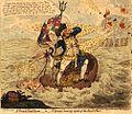 Neptune perdant de vue la flotte de Brest.jpg