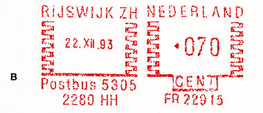 Netherlands stamp type CA11B.jpg