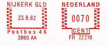 Netherlands stamp type CA12.jpg