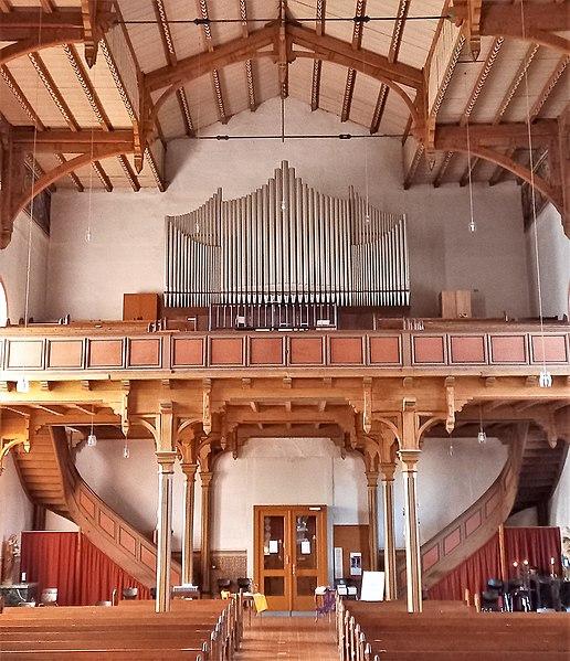 Datei:Neunkirchen (Nahe), St. Martin (Sebald-Orgel, 1936) (3).jpg