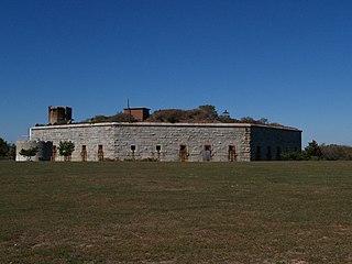Fort Rodman United States historic place